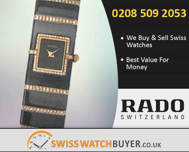 Buy or Sell Rado Watches
