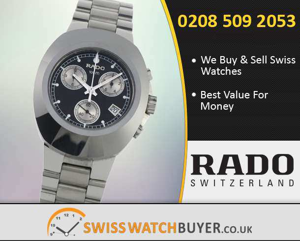 Buy Rado Watches