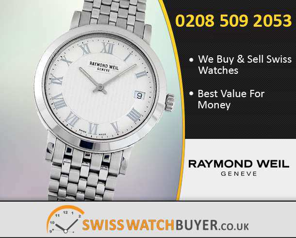 Sell Your Raymond Weil Watches