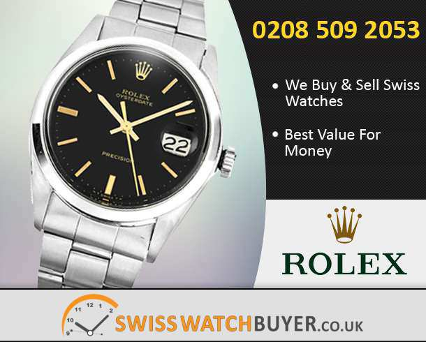 Buy or Sell Rolex Watches