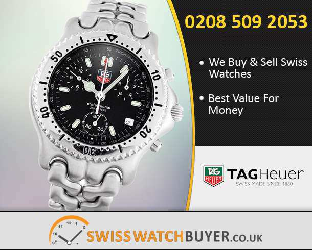 Buy or Sell Tag Heuer Watches